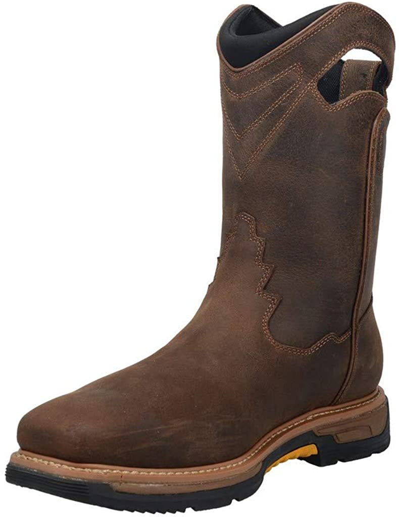 Dan Post Boots Mens Thunderhead 11 Electrical Composite Toe Work Work Safety Shoes Casual - Brown - Size 13 W