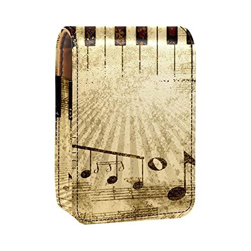 Scatola di immagazzinaggio del rossetto Scatola di imballaggio,spartito per pianoforte