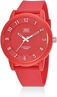 Q&Q Casual Watch For Women Analog Rubber - VR52J009Y