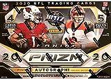 2020 Panini Prizm NFL Football MEGA box (5 4-card pks/bx)