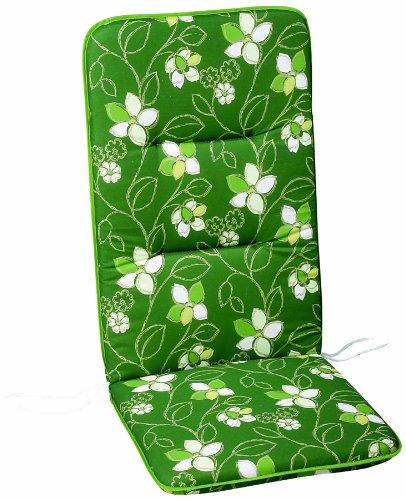 BEST 05131262 Bregenz Coussin pour Chaise à Dossier Haut 145 x 37 x 4 cm