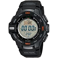 Casio Pro Trek Triple Sensor Multifunction Digital Sport Men's Watch