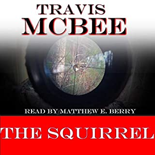 The Squirrel audiobook cover art