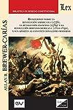 Reflexiones Sobre La Revolucion Americana (1776), La Revolucion Francesa (1789): Tercera edición ampliada
