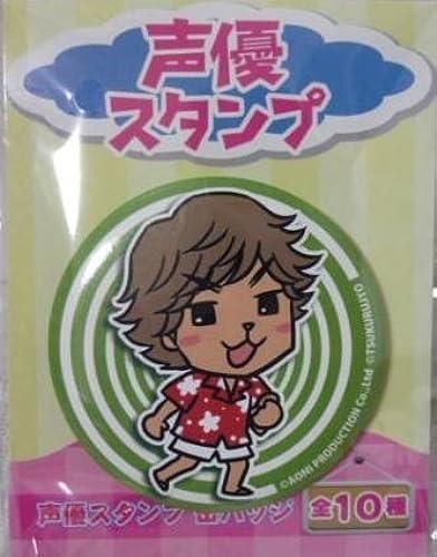 orden ahora con gran descuento y entrega gratuita Voice actor stamp cans badge badge badge Toru Furuya  el mas de moda