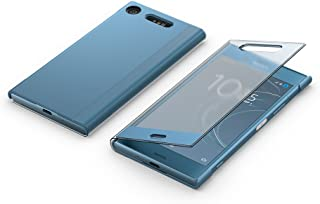 Sony◆ソニー 【ソニー純正】 Xperia XZ1用 Style Cover Touch ブルー SCTG50 SO-01K/SOV36 青 【並行輸入品】