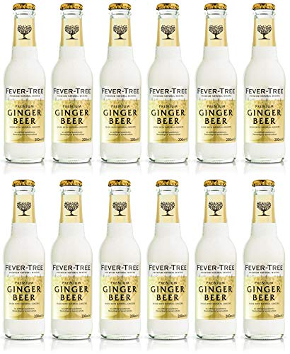 Fever Tree Ginger Beer 12 x 0,2 Liter
