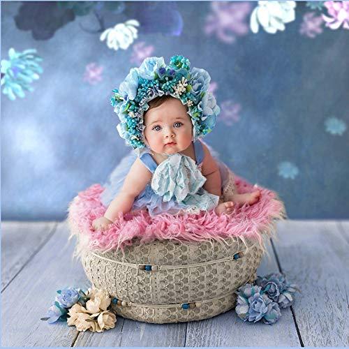 Neugeborenes Baby Foto Requisiten Korb-Baby Fotografie Requisiten (30x18cm)