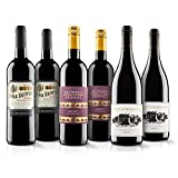 Red Wine Gift Selection - 6 Bottles (