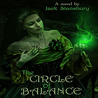 The Circle of Balance audiobook cover art