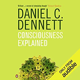 Consciousness Explained audiobook cover art