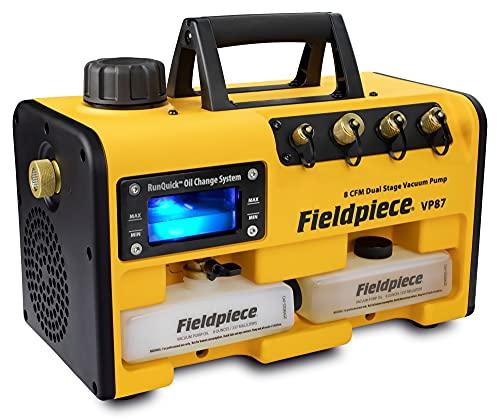 Fieldpiece VP87 - Dual Stage, 8 CFM Vacuum Pump
