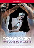 TCHAIKOVSKY: The Classic Ballets Box [3 DVDs] [Alemania]