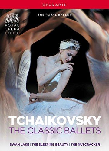 TCHAIKOVSKY: The Classic Ballets Box [3 DVDs]