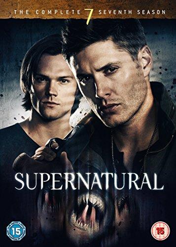 Supernatural-Complete Series 7 [Edizione: Regno Unito]