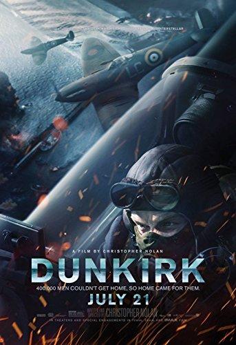 Poster Dunkirk Movie 70 X 45 cm