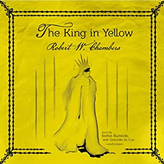 Page de couverture de The King in Yellow