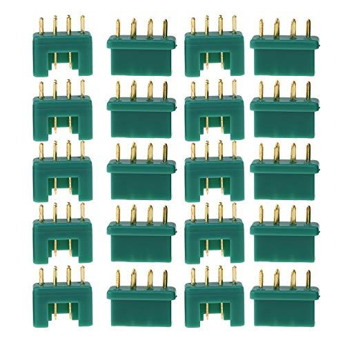 10 paar MPX Buchse Stecker Multiplex 6 Pin 35A für RC Lipo Batterie ESC Motor