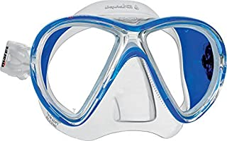 Mares X-Vu Liquid Skin Scuba Diving Mask - Blue with White by Mares