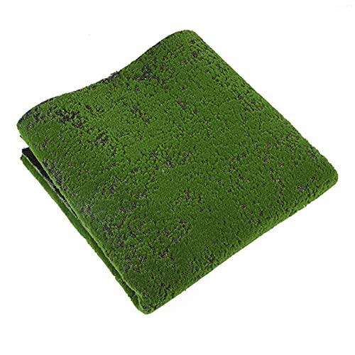 ASPZQ Tapis de Gazon Artificiel Moss Faux Tapis d