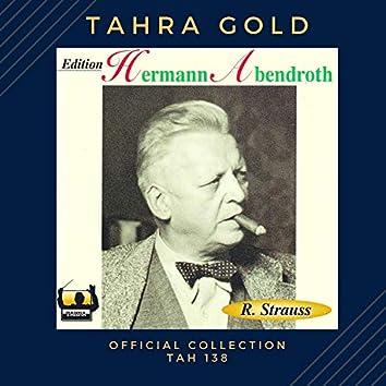 Hermann Abendroth dirige Richard Strauss