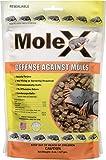 MouseX Killer Pellets, 8 oz. Bag RatX EcoClear Products 620204, MoleX All-Natural Non-Toxic Humane Mole