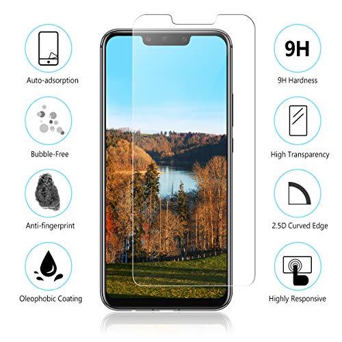 3 Stück Panzerglasfolie Schutzfolie für Huawei Mate 20 Lite Panzerglas Ultra-klar Anti-Kratzen, Anti-Fingerabdruck Blasenfrei Einfache Installation Displayschutzfolie Folie für Mate 20 Lite - 2