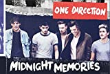 One Direction - Midnight Memories - Musik Pop Poster Plakat