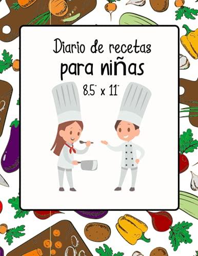Diario de Recetas para Niñas 8.5