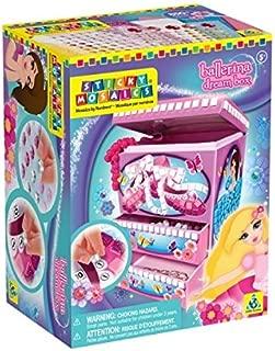 The Orb Factory Sticky Mosaics Ballerina Dream Box
