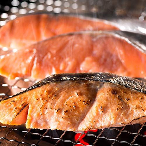 紅鮭 半身 ノーカット 最高級 厳選 紅シャケ 脂の乗った天然品 北海道から発送 紅フィーレ 1枚