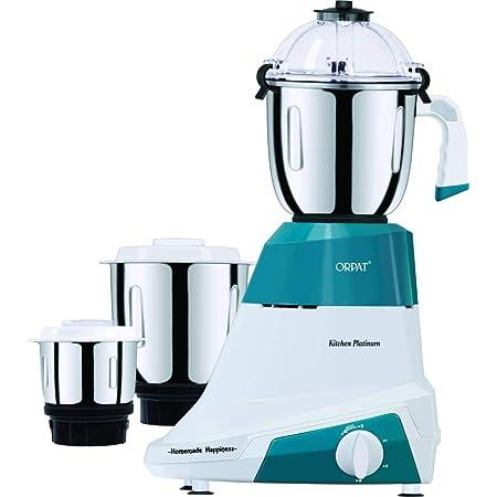 Orpat Kitchen Platinum Mixer Grinder