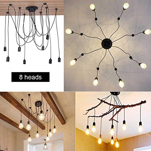 Ejoyous Lámparas de araña