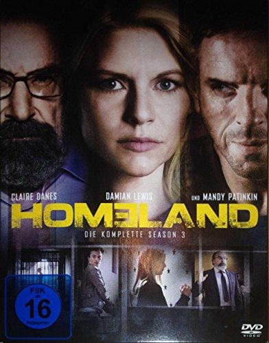 Homeland - Die komplette Season 3 [4 DVDs]