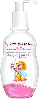 Loção Hidratante 200Ml, Giby, Rosa