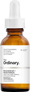 The Ordinary. Resveratrol 3% Ferulic Acid 3% 30 ml