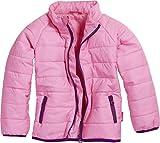 Schnizler Baby-Unisex Steppjacke uni Jacke, Rosa (pink 18), 80