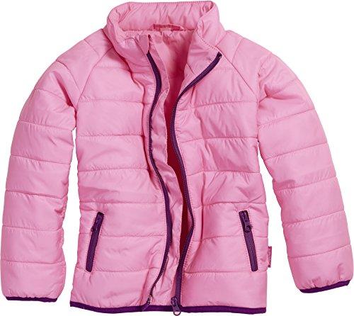 Playshoes GmbH Schnizler Baby-Unisex Steppjacke uni Jacke, Rosa (pink 18), 80
