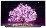 LG OLED55C17LB TV 139 cm (55 Zoll) OLED Fernseher (4K Cinema HDR, 120 Hz, Smart TV) [Modelljahr 2021]