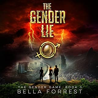The Gender Game 3: The Gender Lie  audiobook cover art