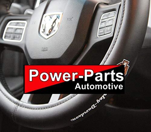 "Preisvergleich Produktbild Power Parts Automotive GmbH Lenkradüberzug Lenkradbezug Lenkrad"" Premium Speed Grip"" kompatibel mit Lenkradbezug""HARLEY DAVIDSON"""