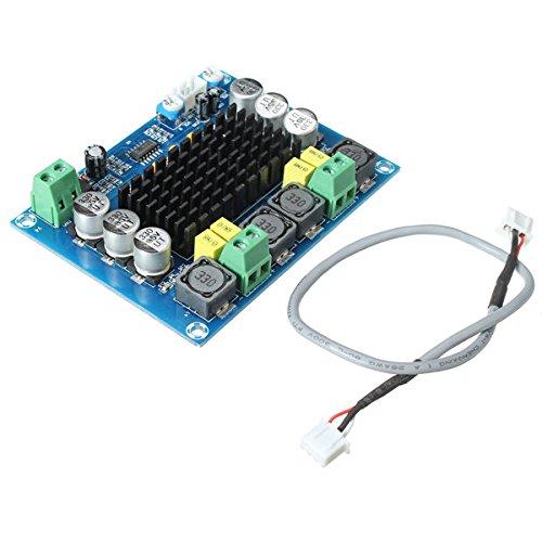 DC12–26V 2x 120W amplificatore digitale stereo ad alta potenza TPA3116D2amplificatore audio Board