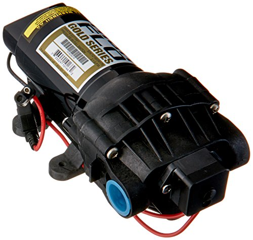 AG South 5275087 Replacement Pump; 2.1Gpm,12V, 60Psi; Replacement Pump for Spot Sprayers, Liquid Fertilizer Units, Planter and Back Up Water System