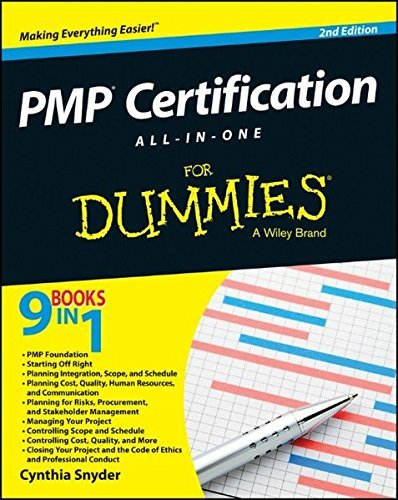PMP Certification All-in-One For Dummies by Cynthia Snyder Stackpole (2013-09-16)