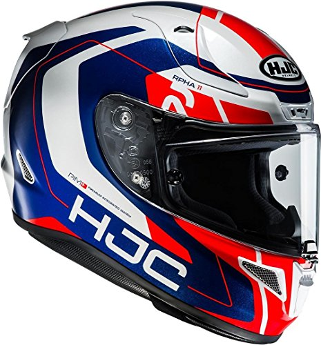 HJC casco rpha11 chakri mc21 xxl