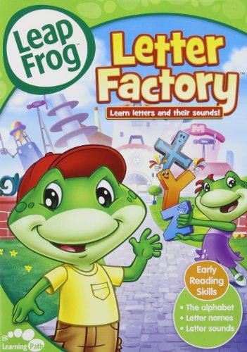 Leap Frog: Letter Factory [DVD] [Import]