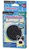 Aquabeads - 32658 - Pack abalorios sólidos Negro