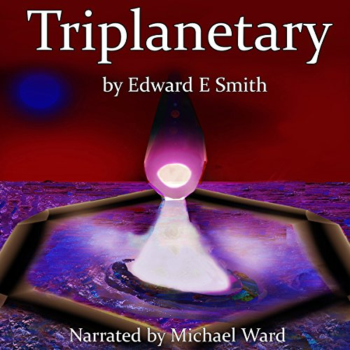 Triplanetary (HCR104fm Edition) audiobook cover art
