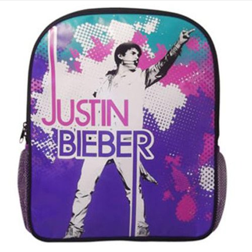 Justin bieber ionised sac à dos