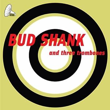 Bud Shank and Three Trombones